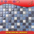 Piscina del azulejo del mosaico, Mosaico de cerámica, Mosaico de vidrio de cristal