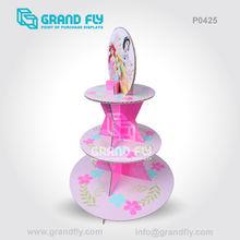 Carton Cupcake Display Stand
