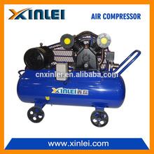 5.5HP portable belt VD80-110L piston air compressor