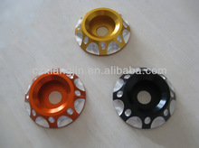 cnc manufacture motorcycle front cup for racing