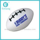 2014 new popular cheap custom pu soft squeezing rugby anti stress ball
