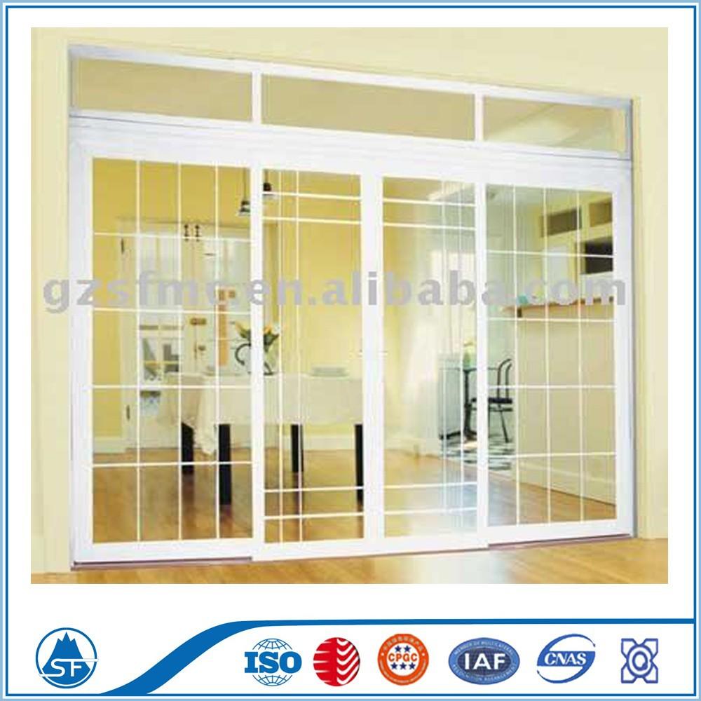 Three panel interior french doors sliding view interior for Three door french doors