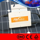 High efficient and reliable 250W grid tied Solar Module for the PV micro inverter , with power line communication for PV system