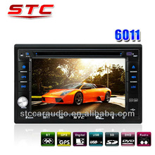 Car DVD Player Car Stereo With Subwoofer And GPS Made In China STC-6011