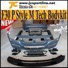 New 3 Series F30 Car Bodykit M tech Peroformance For BMW F30 320i Sport Bumper Kits