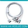2014 High quality TV/AV Adapter Cable for apple 4s