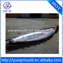 customized rotomolding aluminum rotational fishing boat mold