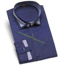 mais recente modelo de design mens camisas