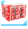Flower Print Multipurpose Storage Box /40cm cube storage box