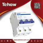 THB1 3P Series mini circuit breaker