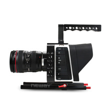 2014 NEW Good quality light-weight DSLR Cage Rig