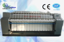 Electrical flatwork ironer, restaurant & laundry machine