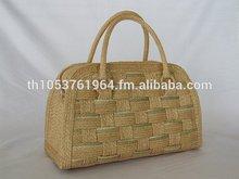 Unique Gorgeous Thailand Fashion Woven Sisal Beach Handmade Wholesale Handbags