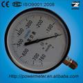 (y- 150) 150mm大口径プラスチックウィングラス真空水の圧力計