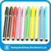 promotional 2 in 1 stylish touch pen touch screen tablet pen touch