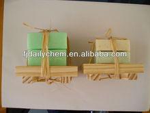 Nature handmade rice soap