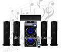 2014 new super woofer speaker / sistema de colunas home theater