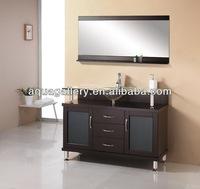 Australia Ikea Furniture Hand Painted Bathroom Cabinets A-701