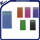 Multi-Color mini scientific calculator with 10 Digit display
