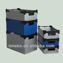 Moving Polypropylene PP Plastic Handles Cardboard Box