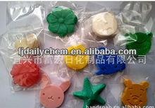 handmade small cartoon design promotional soap