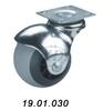 single wheel caster for furniture