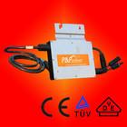 P&P Energy 250W ,110V/220V grid tie micro DC/AC inverter for solar roof mount system