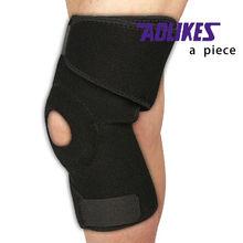 Neoprene knee support sleeve