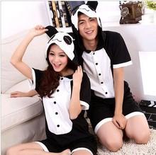 100% cotton pajamas onesie cheap couples pajamas for summer