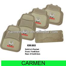 wholesale anti-slip car floor mat with logo