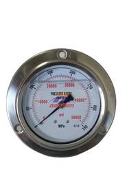 Stainless Pressure Gauge Bourdon tube
