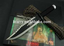 Rambo knife hunting knife