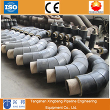 flexible bend female elbow pipe fitting