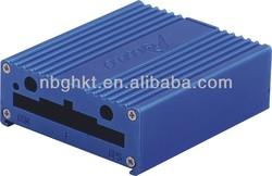 JH-6127 Electronic Instrument Case aluminum enclosure box case