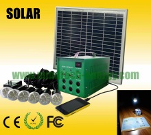 18w rechargeable light solar system for hourse