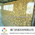 Favorite color granite Fiorite Giallo stone big size granite slab standard granite slab size