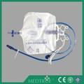 Ce/approuvé par l'iso 2000ml d'échantillonnage sac à urine de luxe avec soupape d'admission d'air filtre d'entrée( mt58043253)