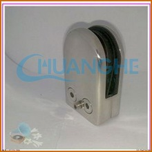 China manufacturer stainless steel pool fence glass clamp