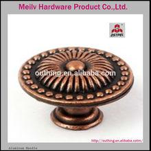 Foshan Manufacturer 2014 furniture hardware kitchen and cupboard furniture kitchen zinc knobs