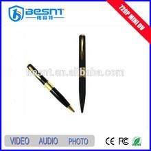 China wholesale market HD 720P full hd mini pen with camera BS-729P