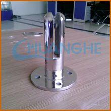 China manufacturer glass shelf support clips