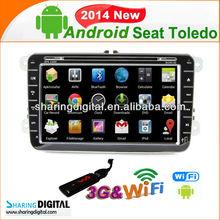 "8"" Android 4.2.2 Car Audio For Volkswagen VW Passat CC Golf Jetta DVD GPS Navigation 2 din car dvd gps vw"
