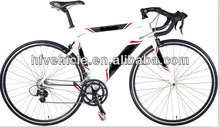 China Tianjin factory manufacturer cheap alloy aluminum road bike /racing bike for sale