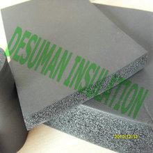 PVC/NBR Flexible Fireproof Rubber Foam Thermal Insulation Sheet