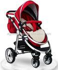 T18A adjustable handle en1888 baby doll stroller baby car seat 3 in 1 baby stroller