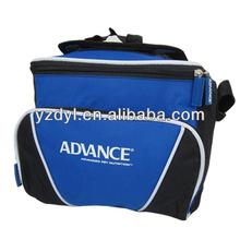 600D*300D Oxford Cooler Bag for Storaging Meals / Vegetables / Frozen Products