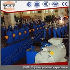 Popular in Asia square pipe Carbon Steel Tube Making Mill for window pipes
