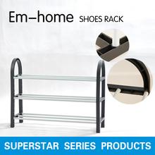 designer lowes small assembled shoe rack 0549