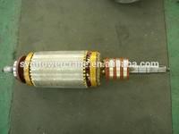 tower crane motor rotor