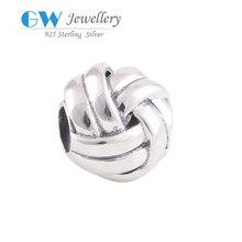 Wholesale Cheap European Style 925 Sterling Silver Charm Bracelet